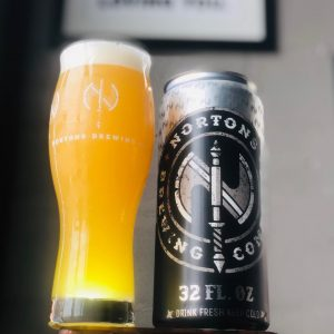 32oz Crowler